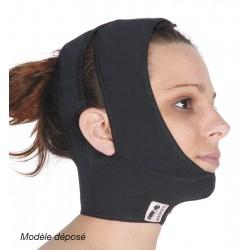 Masque facial double
